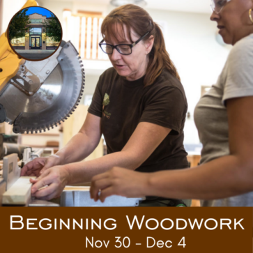 intro to woodwork