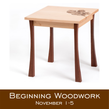 woodworking classes