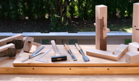 Japanese Joinery Class in Tampa